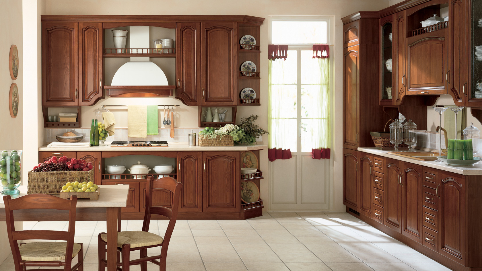 Arredamenti iacobellis laterza mobili moderni e - Scavolini cucine classiche ...
