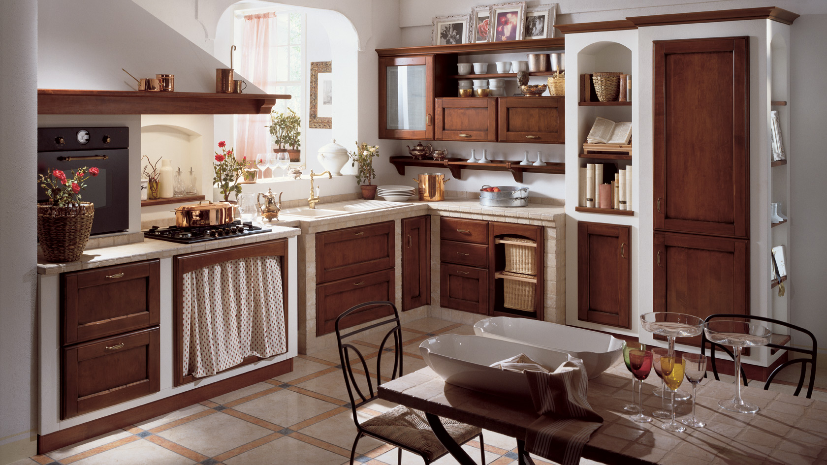 Cucine per case in legno: cucine particolari cucina prezzi ...